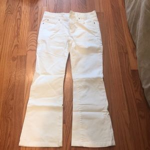GAP Long and Lean Bootcut Flare Jeans